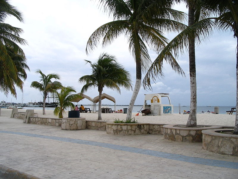 Plage, Isla Mujeres